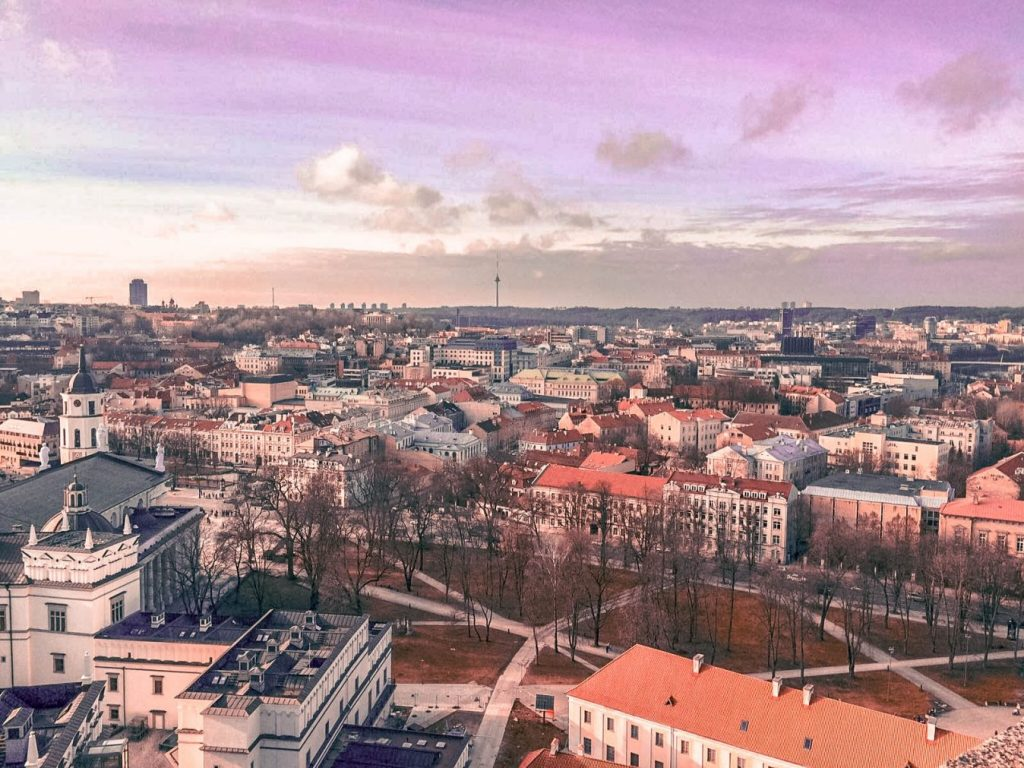 Guía de viaje Lituania