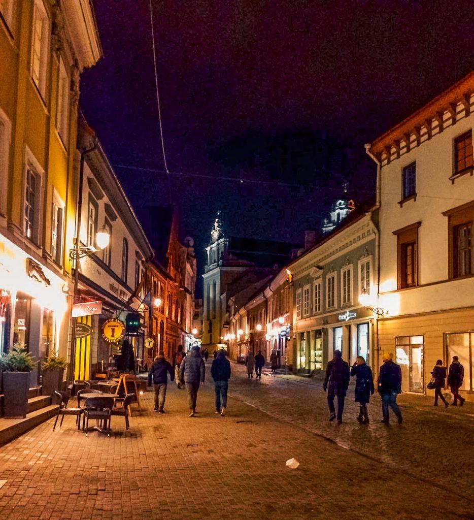 qué ver en lituania
