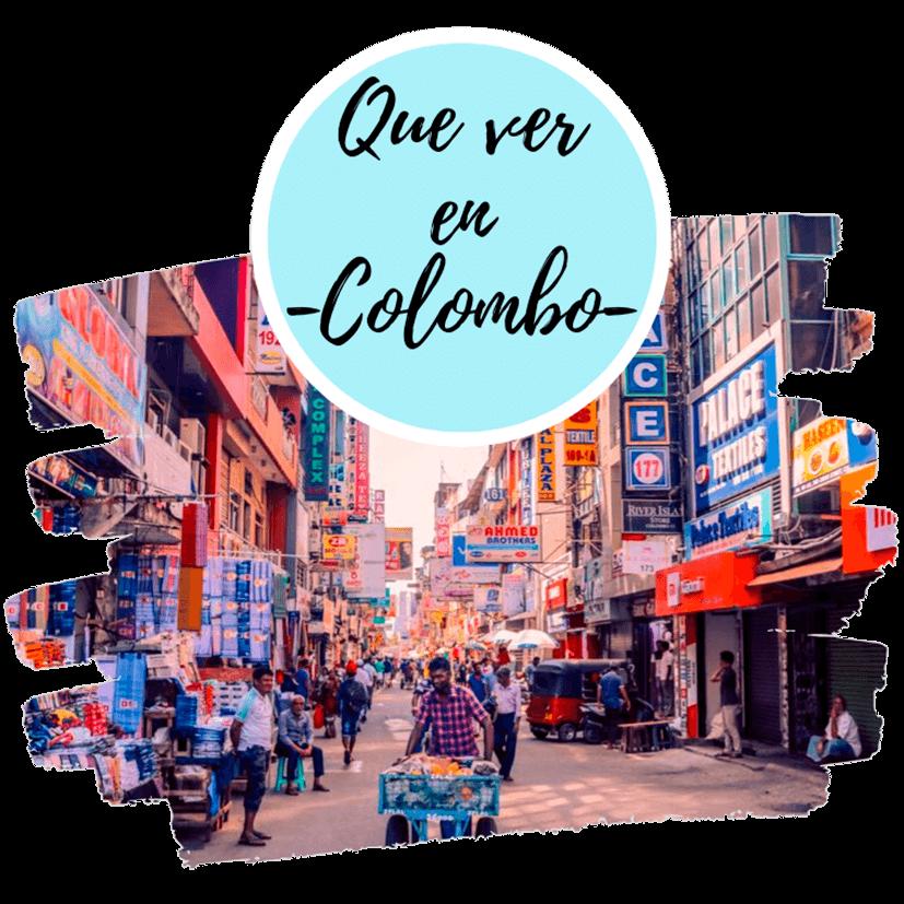 Que ver en Colombo