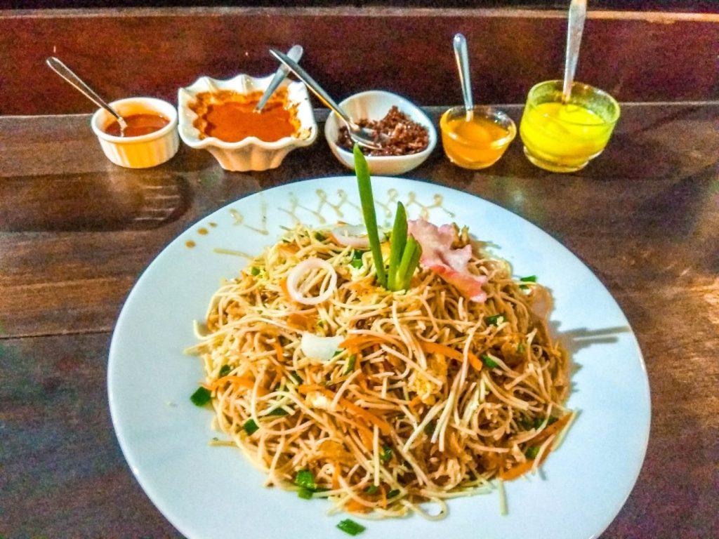 comida tradicional de sri lanka