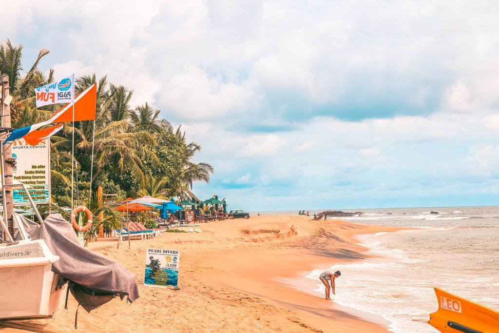 Unaatuna, Sri Lanka