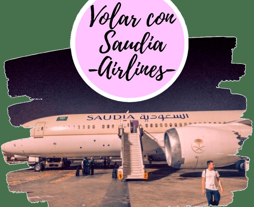 volar con saudia airlines