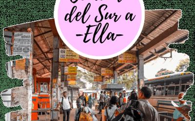 Cómo ir del sur de Sri Lanka a Ella