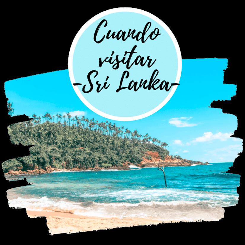 Cuándo viajar a Sri Lanka