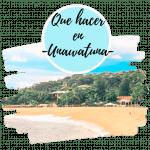 Que hacer en Unawatuna