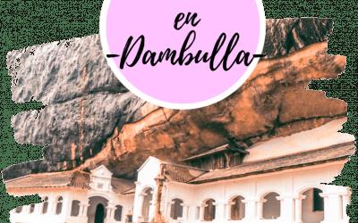 Qué ver en Dambulla