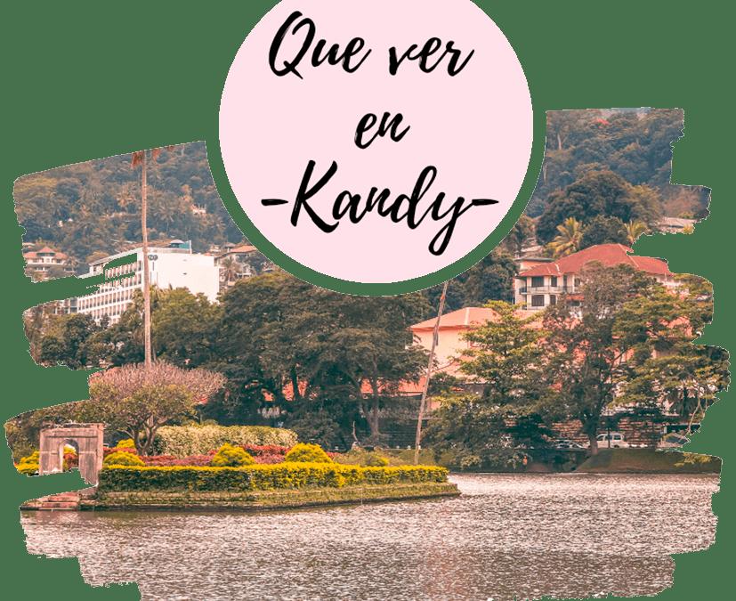 Qué ver en Kandy