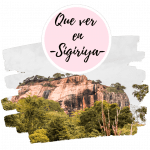 Que ver en Sigiriya
