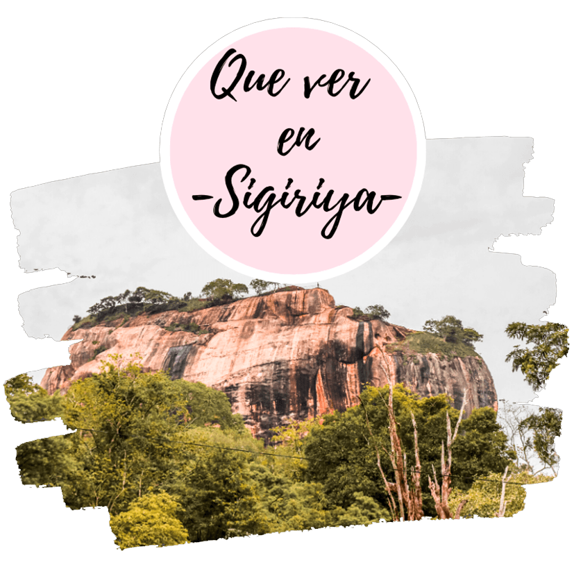 Qué ver en Sigiriya