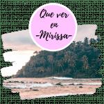 Que ver en Mirissa