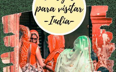 Qué saber antes de viajar a la India