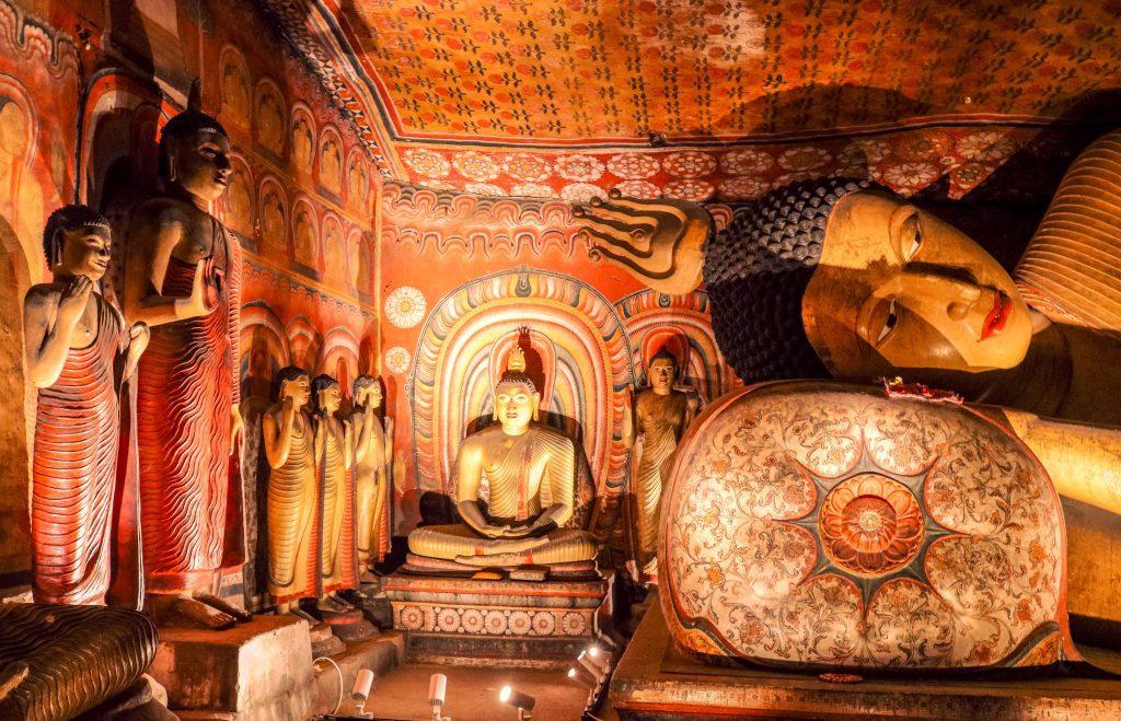 templo de oro dambulla