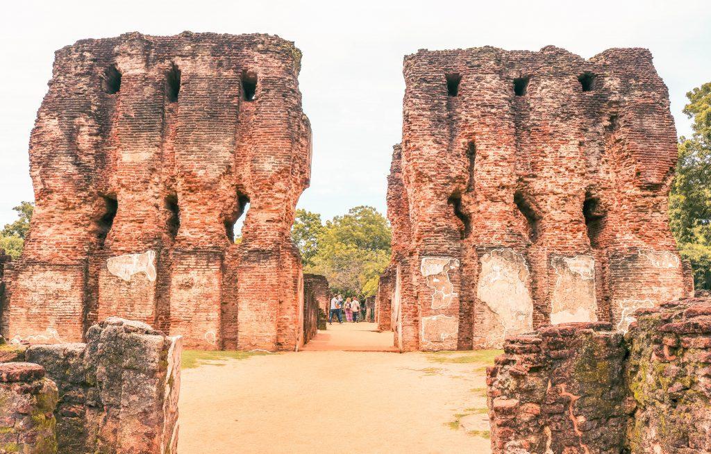 Ruinas Sri Lanka