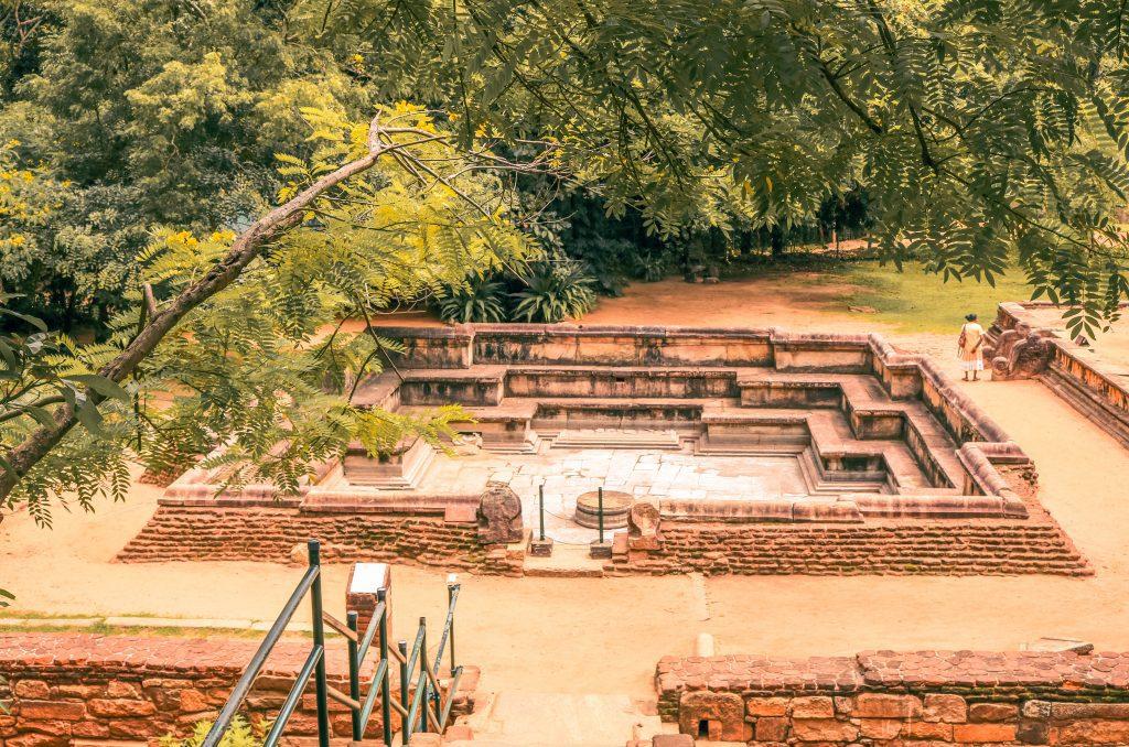 que hacer en Polonnaruwa