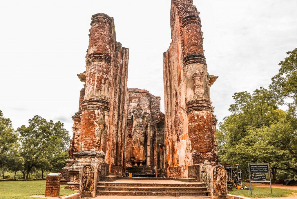 Que visitar en Polonnaruwa