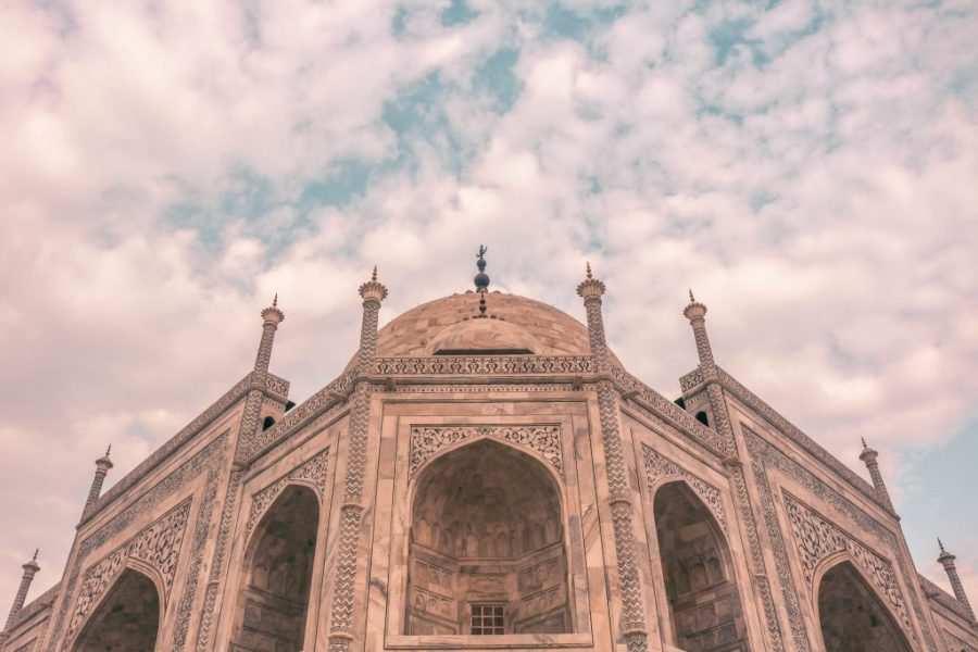 Taj Mahal por dentro
