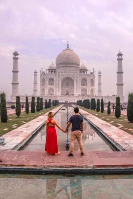 recomendaciones viaje india