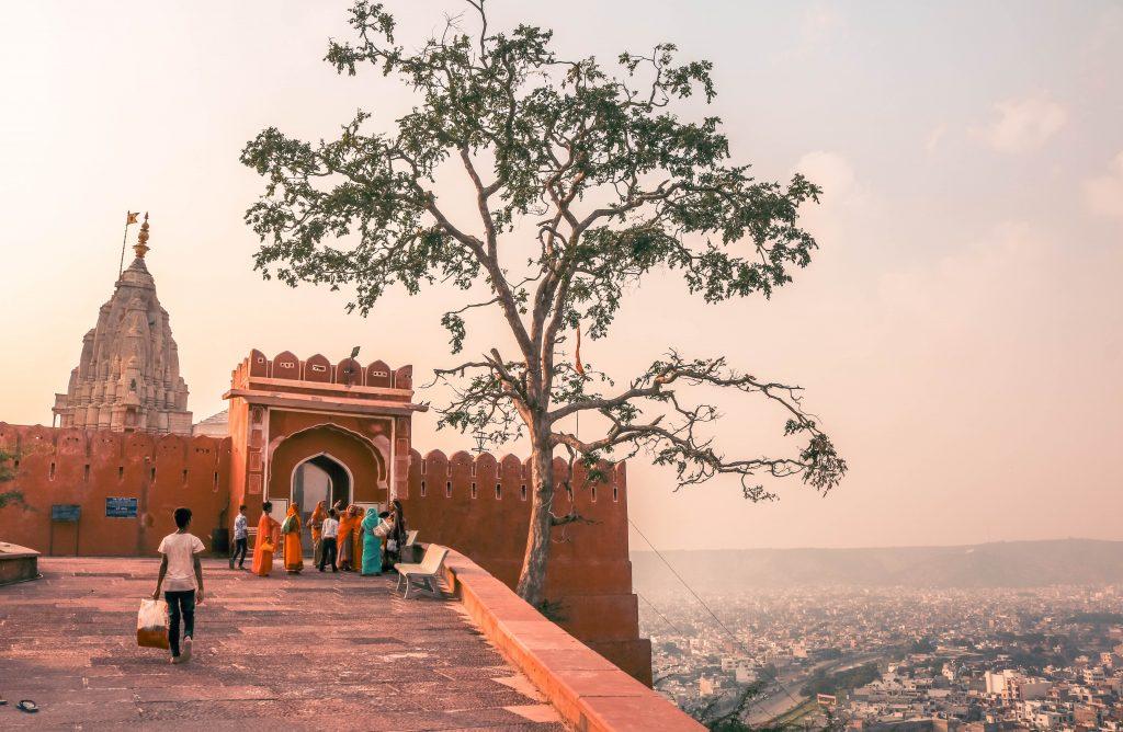 Templo del Sol Jaipur