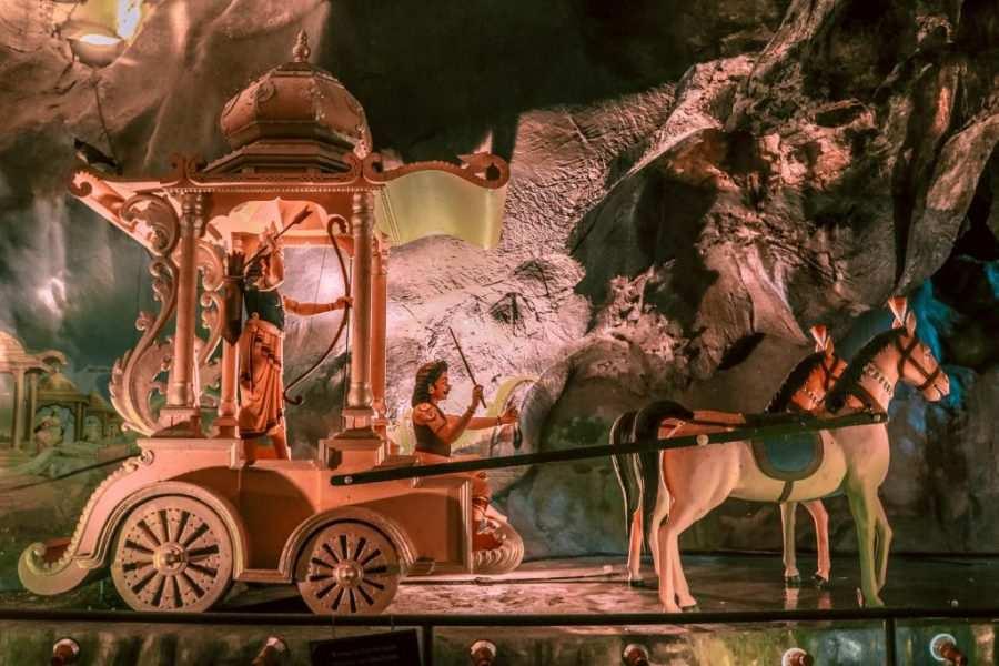 batu caves historia
