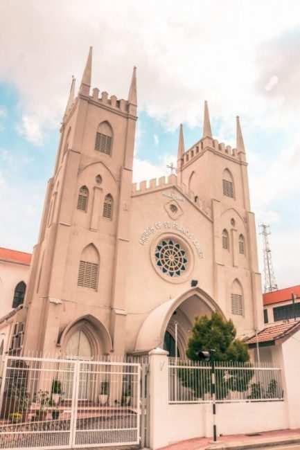 Iglesia Sant Francis Xavier