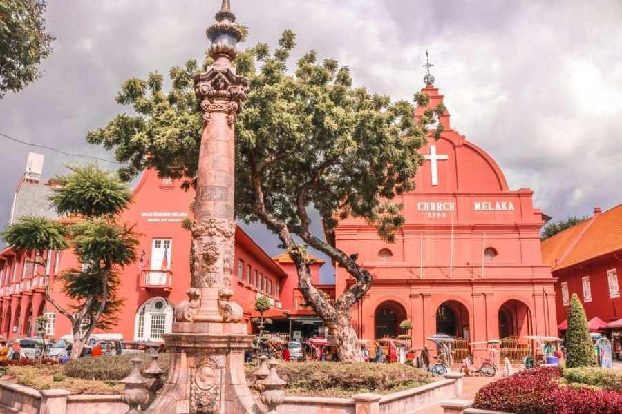 Plaza Roja Melaka