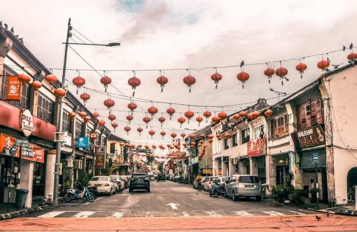 que ver en Penang
