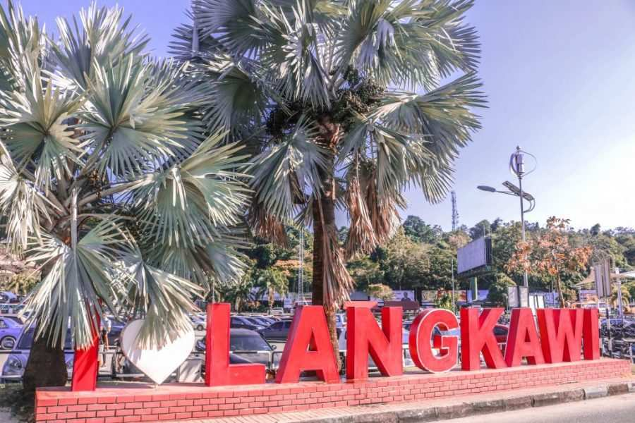 Isla de Langkawi Malasia
