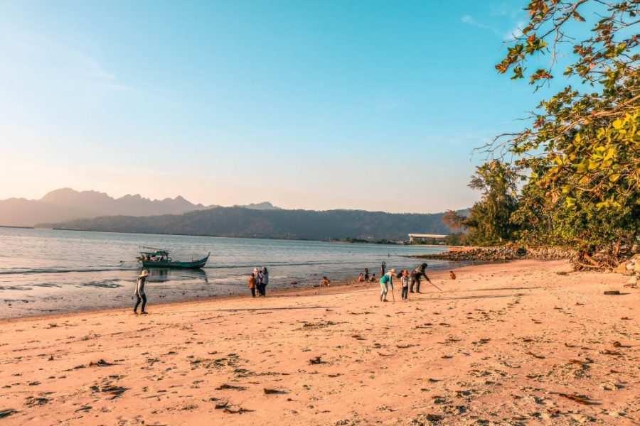 que playas visitar en langkawi