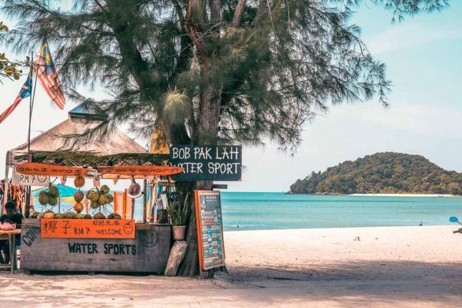 que playas ver en langkawi
