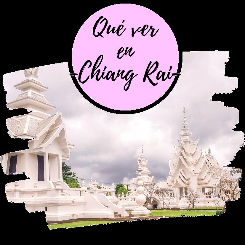 Qué ver en Chiang Rai