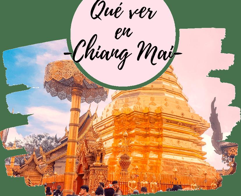 Qué hacer en Chiang Mai