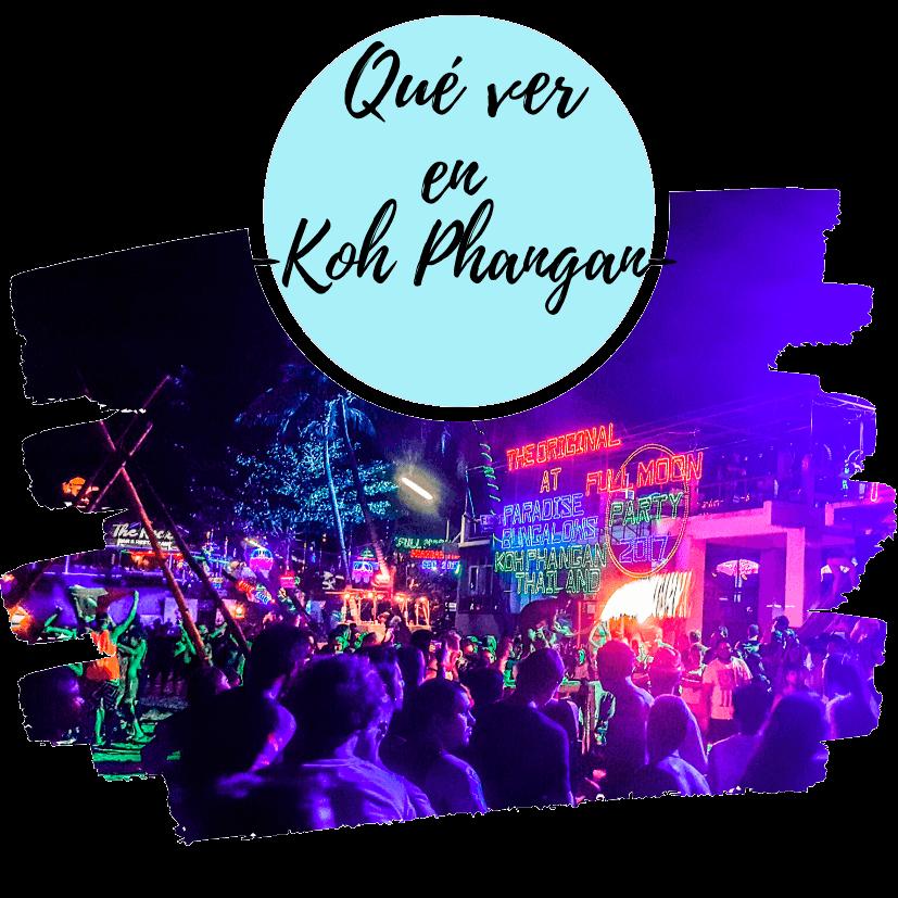 Qué hacer en Koh Phangan