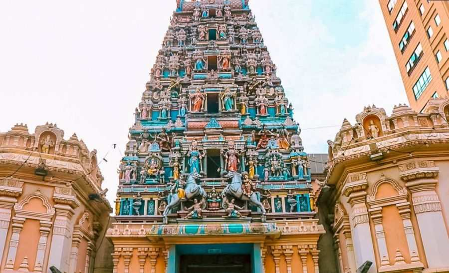 Templo de Sri Mahamariaman Kuala Lumpur