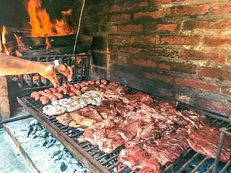 Platos típicos de Uruguay