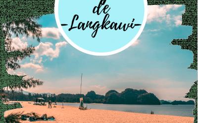Mejores Playas de Langkawi