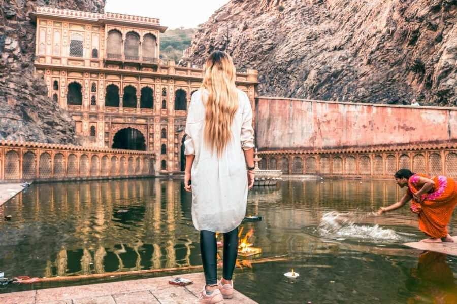 Guía de viaje India