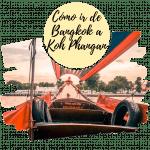 Como ir de Bangkok a Koh Tao