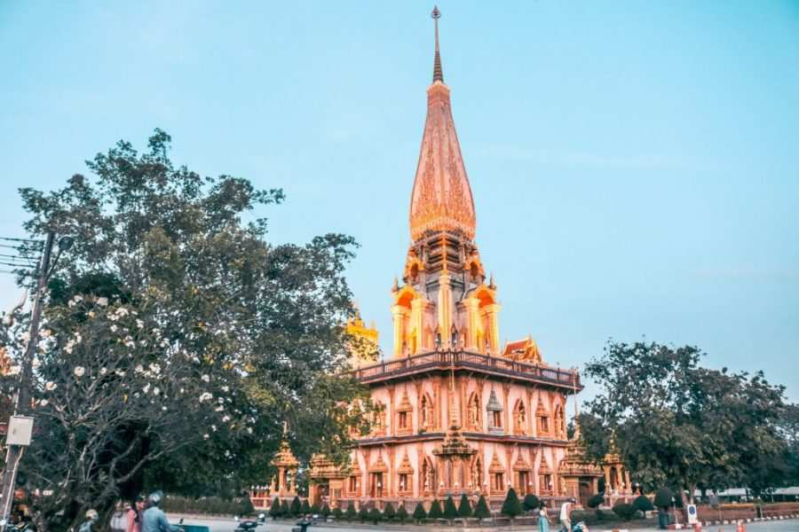 viaje a phuket
