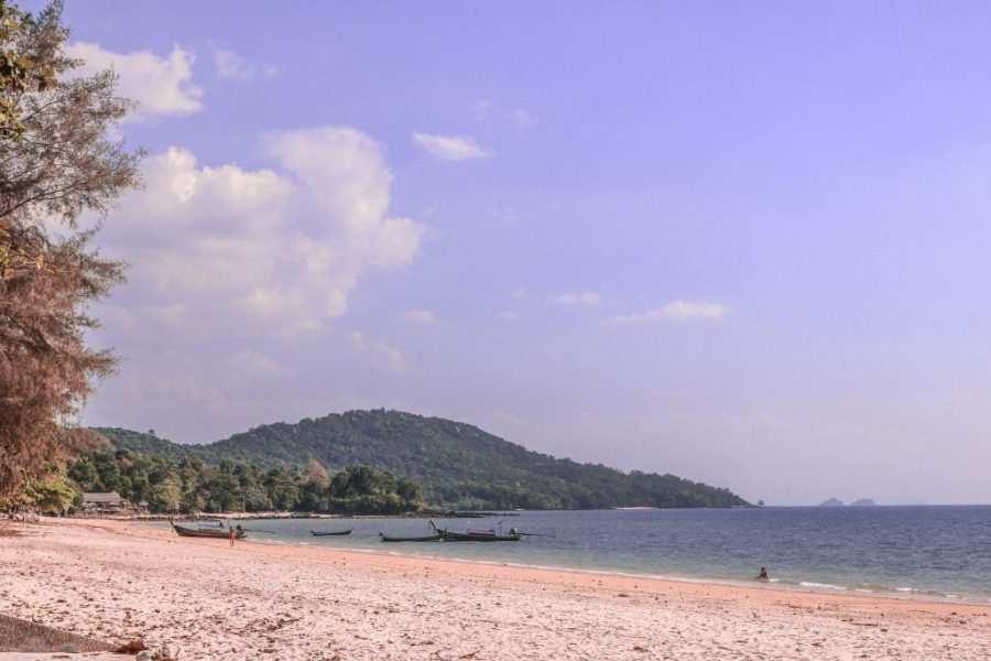 Que hacer en Krabi