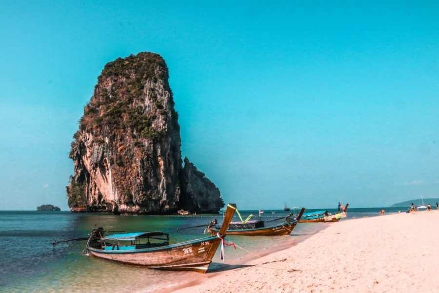 Playa de la Cueva Phra Nang