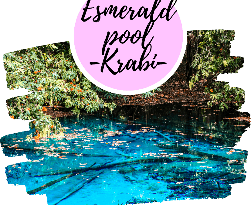 Esmerald Pool Krabi