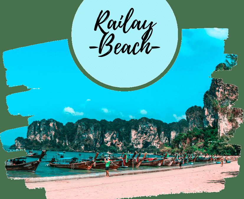 playa railay krabi