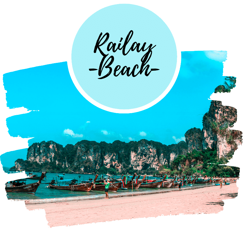 Playa Railay Krabi