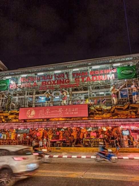 que visitar en phuket