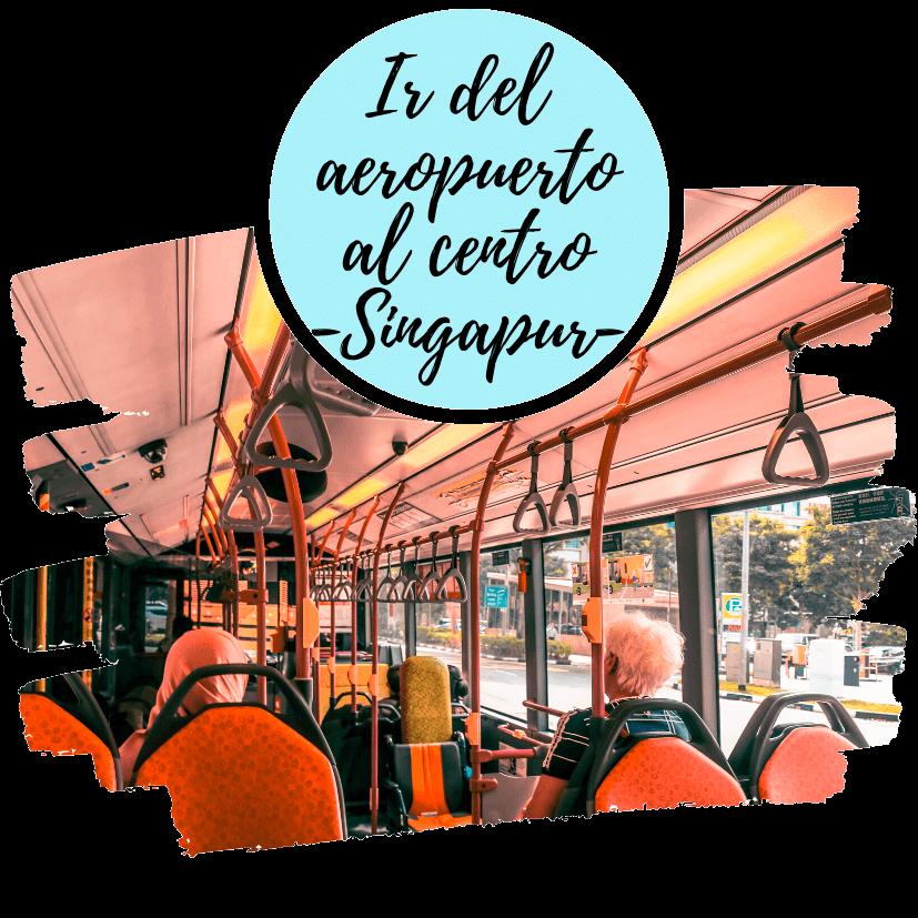 Cómo llegar del aeropuerto de Singapur al centro
