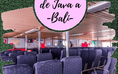 Cómo ir de Java a Bali