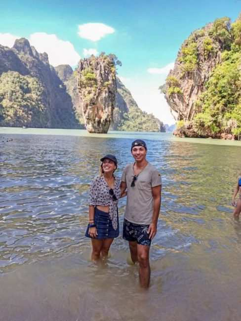 excursion james bond island phuket