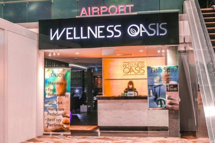 que hacer en el aeropuerto de singapur