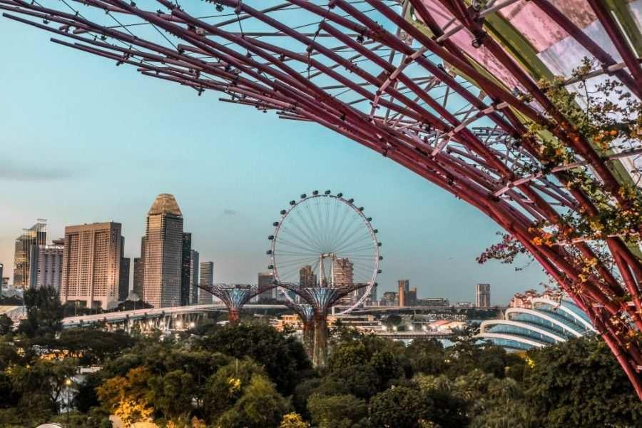 que conocer en singapur
