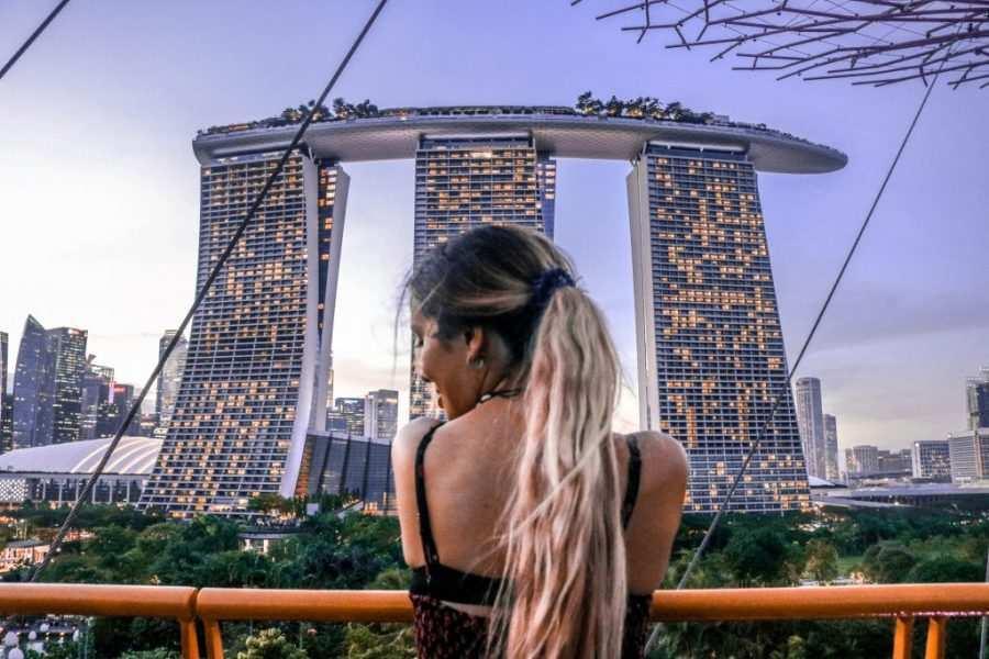 Guía de viaje Singapur
